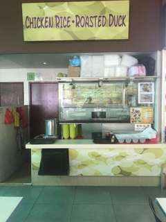 Stall for rent