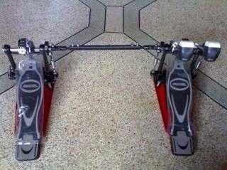 Maxtone twin pedal