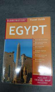 BN Globetrotters Egypt pocket guide and maps