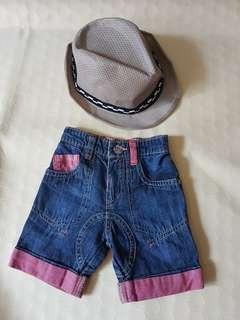 Celana pendek nett
