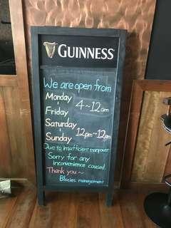 Mobile blackboard