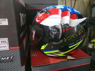 KYT Helmet new design