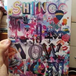 SHINee From Now On精選集(連已摺海報)