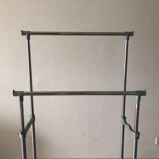 Double Hanging Rack