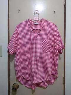 Vintage Checkered Top