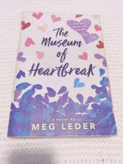 The Museum of Heartbreak 💞
