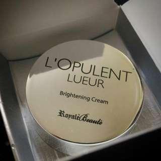 L'Opulent Leuer Brightening Cream