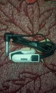 Korg contact microphone CM-200