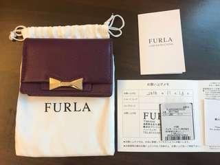 Furla card holder small wallet