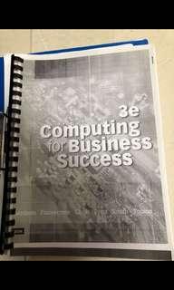 RMIT Business Computing 1