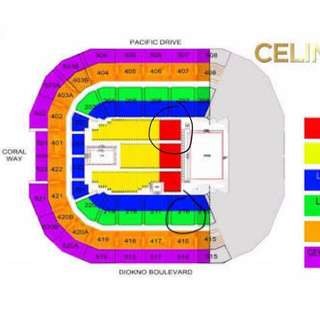 Celine Dion Day 2 Concert July 20