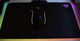 (PM NEGO) Razer Firefly Mousepad Cloth Edition