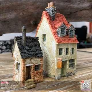 🚚 Stone House Set