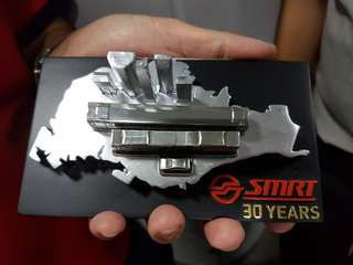 SMRT 30th Collectible