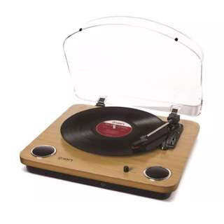 Old school classic turntable