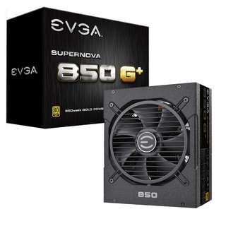 🚚 EVGA SuperNOVA 850 G1+, 80 Plus Gold 850W, Fully Modular, FDB Fan, 10 Year Warranty, Includes Power ON Self Tester, (120-GP-0850-X1)