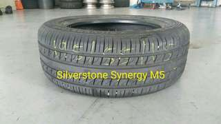 2nd Hand Tyre 195/55/15