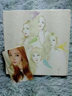 Red Velvet Ice Cream Cake Album
