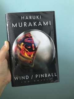 Wind Pinball by Haruki Murakami