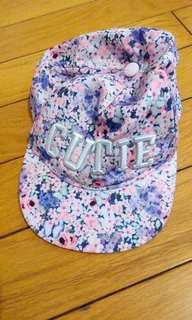 女童 H&M 帽子 鴨舌帽