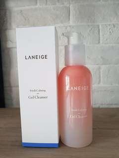 Brand new Laneige fresh calming gel cleanser