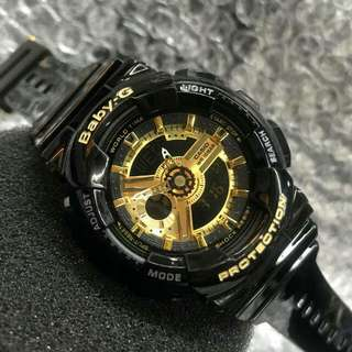 CASIO BABY G COPY ORI
