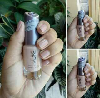 (Restok) The One Long Wear Nail Polish Rosy Nude