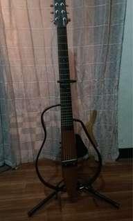 Guitar Yamaha Silent SLG 110N ORIGINAL BANDUNG