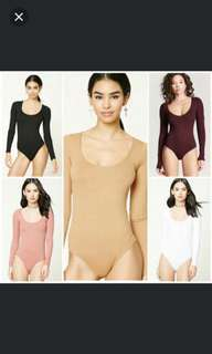 Forever 21 bodysuit
