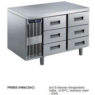 Used Electrolux Stainless Undercounter Chiller