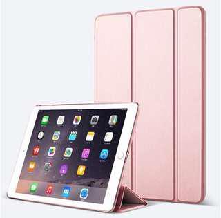 🚚 iPad Air 2-玫瑰金皮套 (全新)