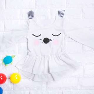 🚚 Instock - whiskers cat dress, kajxnanxns