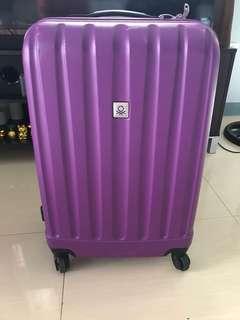 benetton luggage