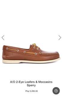 SALE!!! Sperry Men Size 8