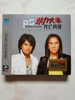Best of Power Station 动力火车 3CDs