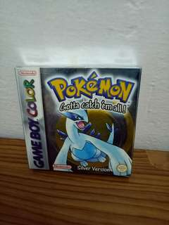 Factory Sealed Pokemon Silver