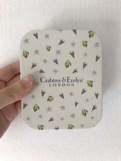 BRAND NEW UNUSED Crabtree & Evelyn Lip Balm