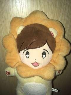 EXO伯賢寶貝獅公仔