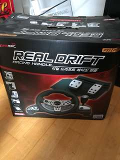 Racing wheel for ps3 and Pc