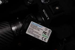 NP-FZ100 BATTERY for Sony A7iii / Sony A7Riii / Sony A9
