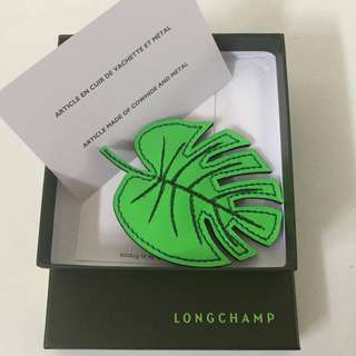 NEW!! Longchamp Le Pliage Limited Edition Pins