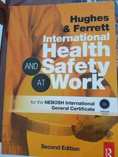 International Health & Safety At Work (NEBOSH)