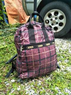 Lesportsac bagpack plaid style vans supreme outdoor