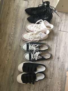 四雙鞋 到明天