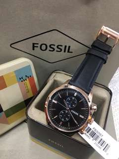 FOSSILS WATCH