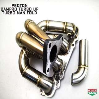 PROTON CAMPRO TURBO UP MANIFOLD