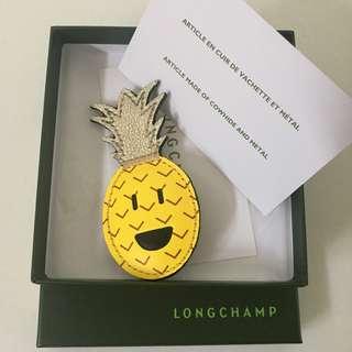 NEW!! Longchamp Le plague Limited Edition Pins