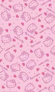 Hello Kitty Wallpaper at home