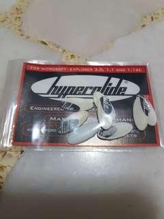 Hyperglide Mouse skates