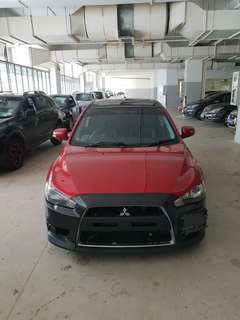 Mitsubishi Lancer GT 2.0A (With bodykits)